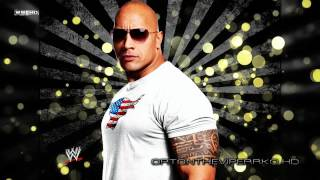 WWE 2012: The Rock