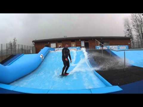 2016.04.15 Surfing Cergy-Pontoise - Vague a Surf (Base de Loisirs) - Day 79