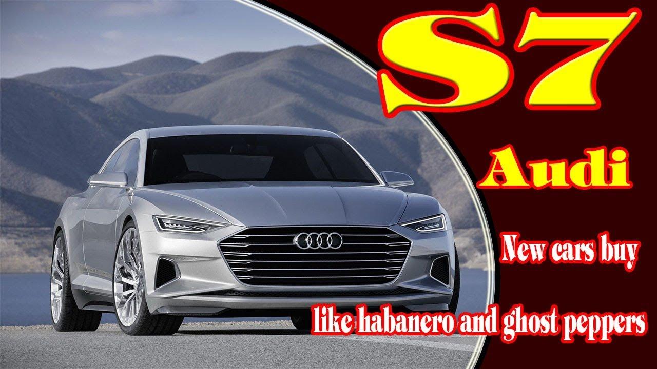 2018 Audi S7 2018 Audi S7 Release Date 2018 Audi S7 Exhaust