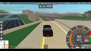 Roblox - UDU Driving | CAPE HENOPLEN TO GERARD FERRY & BORDENVILLE TO SOUTH BEACH