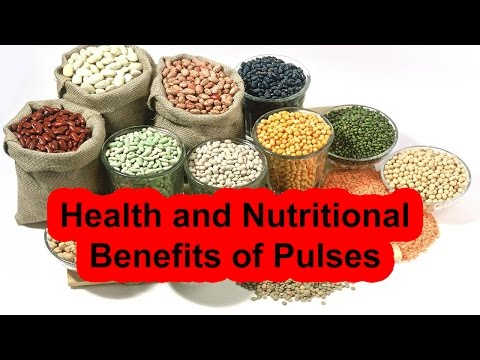 Health and Nutritional Benefits of Pulses