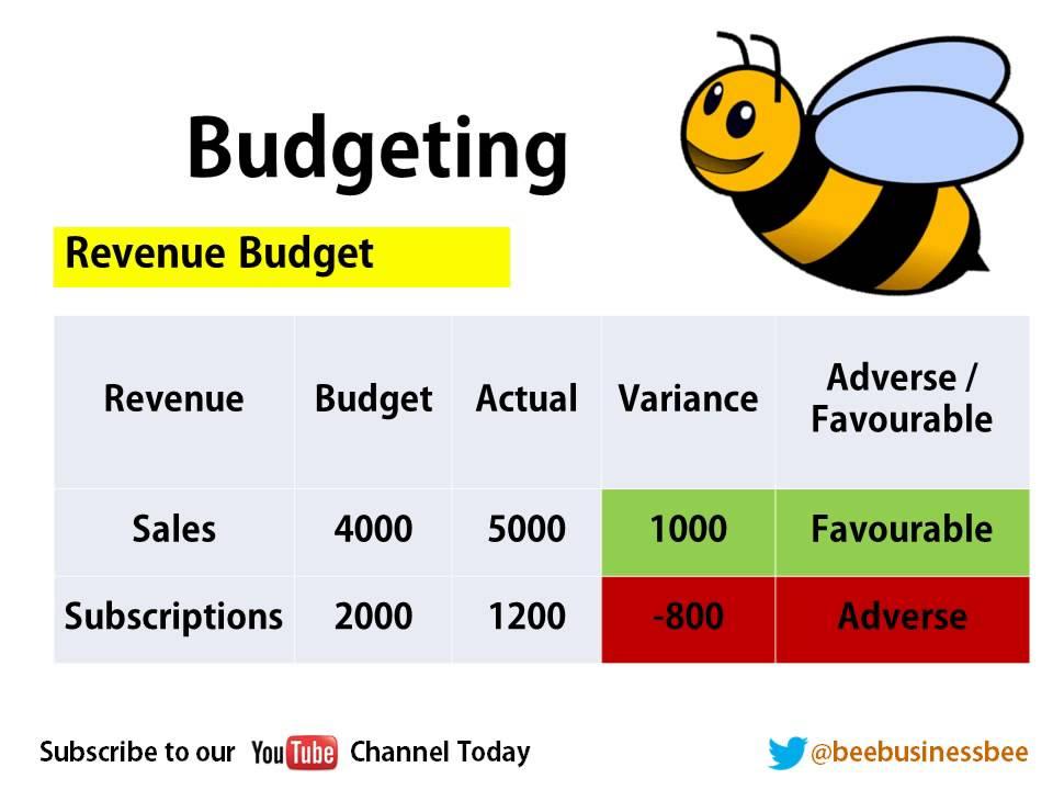 budgets ppt
