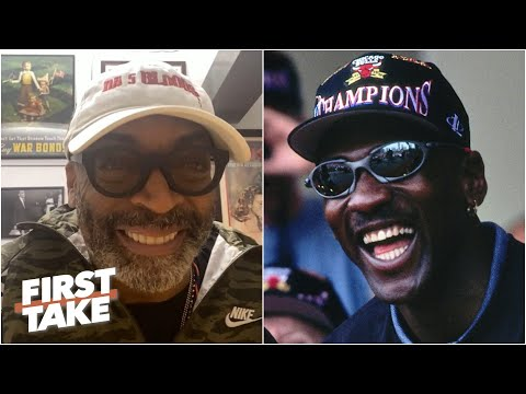 Spike Lee tells a story about playing cards with MJ, Magic Johnson & Charles Barkley | First Take