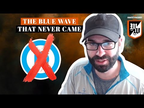 The Blue Wave That Never Came | The Matt Walsh Show Ep. 138
