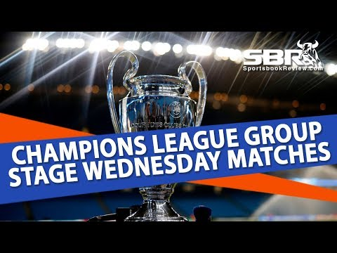 Champions League Betting Predictions | Wednesday's Match Previews | Team Bankroll