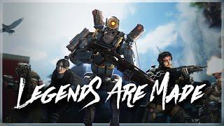 Legends Are Made   INSANE Apex Legends Montage
