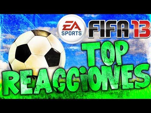 FIFA 13 | TOP 3 Reacciones #1