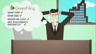 Green Filing ~ State & Local Court E-Filing