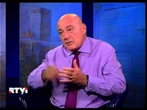 В Нью-Йорке с Виктором Топаллером: Владимир Познер, 2012