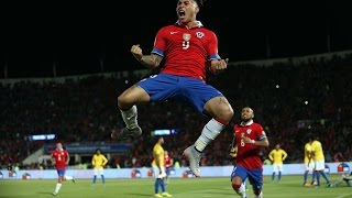 Chile 2 - 0  Brasil | Eliminatorias Rusia 2018 | Alberto Jesús López thumbnail