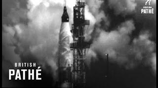 Mercury MA-3 Rocket Fails (1961)