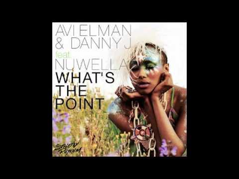 Avi Elman & Danny J Feat. Nuwella - What's The Point (Seamus Haji Remix)