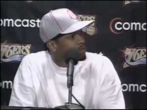 Allen Iverson Talks About Practice (Clean Version)