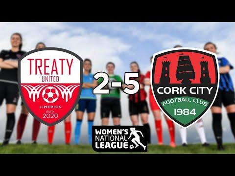 WNL GOALS GW6: Treaty United 2-5 Cork City