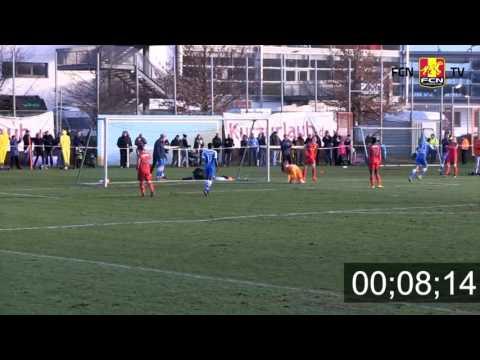 Highlights: Hansa Rostock – FC Nordsjælland 2-1