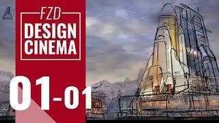 Design Cinema – EP 1 - Line to Color Part 01