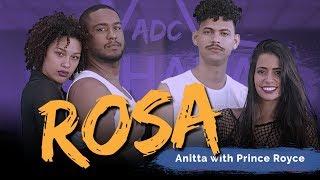 Rosa - Anitta with Prince Royce | Coreografia Fábio Lisboa