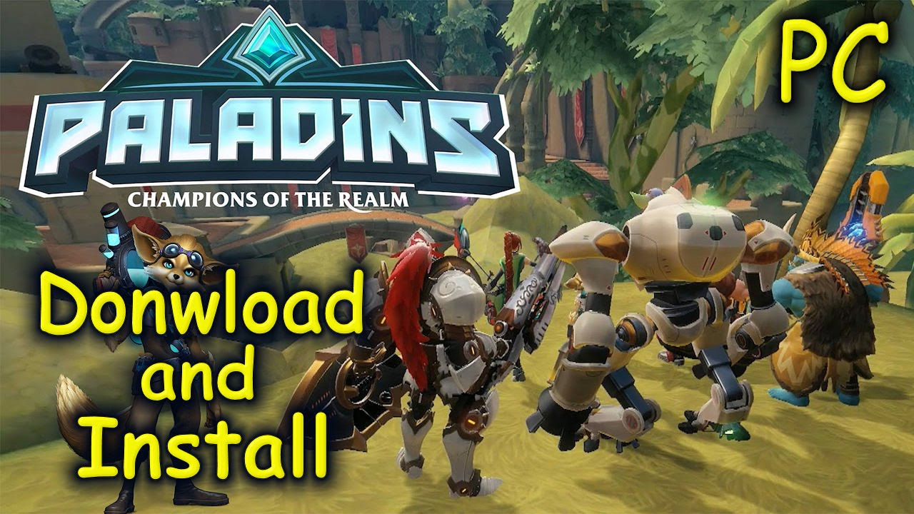 PALADIN GRATUIT TÉLÉCHARGER BATTLEGROUND