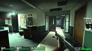 Left 4 Dead (PC) Gameplay Test part 1