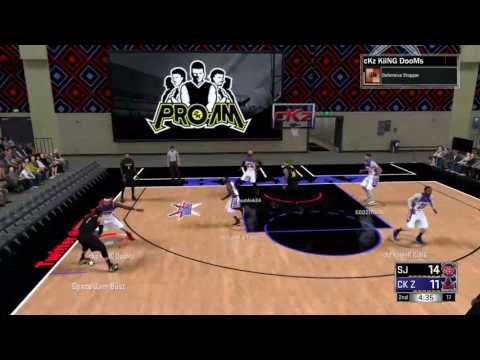 2K Tournaments Championship cKz vs Space Jam
