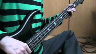 "Donald Byrd ""Dominoes"" Bass Cover (Chuck Rainey)"
