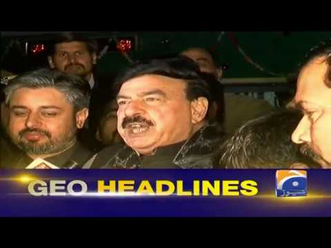 Geo Headlines - 09 AM - 13 February 2019