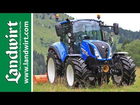 New Holland T5.120 | landwirt.com