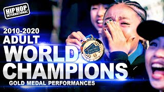 Rockwell Family - Canada (Gold Medalist /Adult) @ HHI's 2013 World Hip Hop Dance Championship Finals