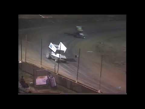 Sprints On Dirt - Crystal Motor Speedway 9.2.2000