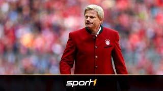 Der FC Bayern plant mit Oliver Kahn   SPORT1 - DER TAG