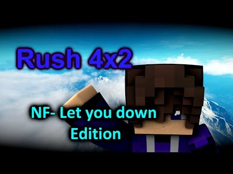 Rewi Rush 4x2 | NF - Let you down Edition