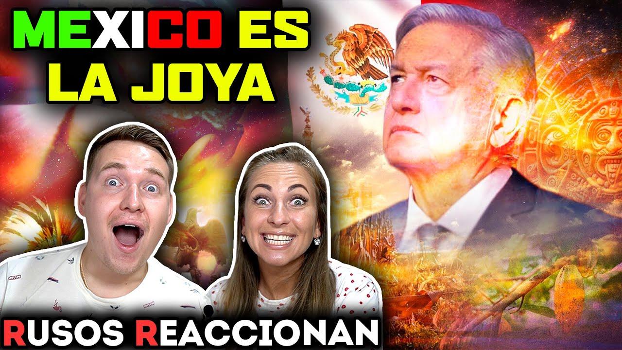🇲🇽MÉXICO es EL PAÍS MÁS HERMOSO del MUNDO | 🇷🇺 RUSOS REACCIONAN a MÉXICO MEGADIVERSO 2020