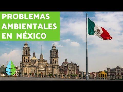 PRINCIPALES PROBLEMAS AMBIENTALES En MÉXICO