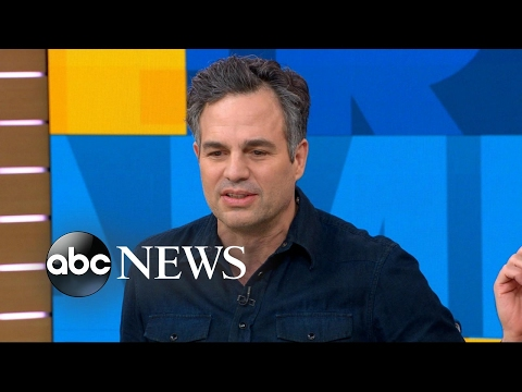 Mark Ruffalo dishes on his Broadway play 'The Price'