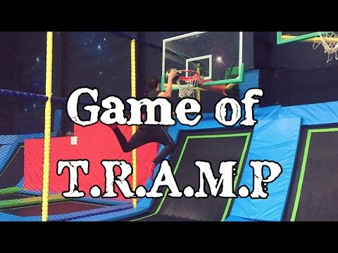 Game of TRAMP - Space jump