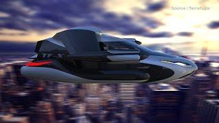 [米国航空局が空飛ぶ自動車のテスト飛行を認可。しかも自動飛行システム搭載] thumbnail