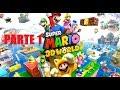 Super Mario 3D World Parte 1 Regalo de Codigo