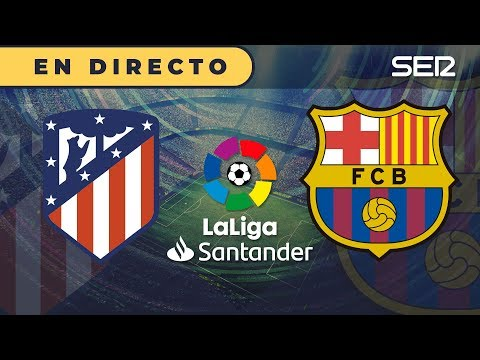 ATLETI 0 - 1 BARÇA  | La Liga | Cadena SER