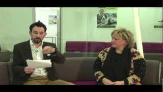 Jez Rose And Sarah Fisher On Vet's Klinic Tv