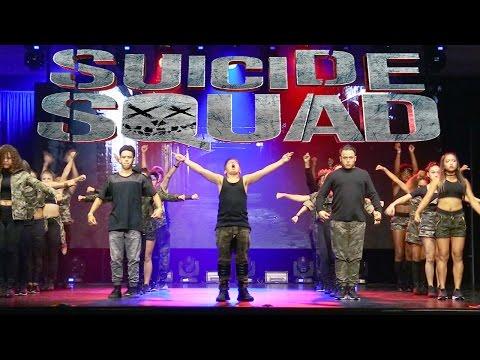 """PURPLE LAMBORGHINI"" - Skrillex & Rick Ross #SuicideSquad | @MattSteffanina Choreography"