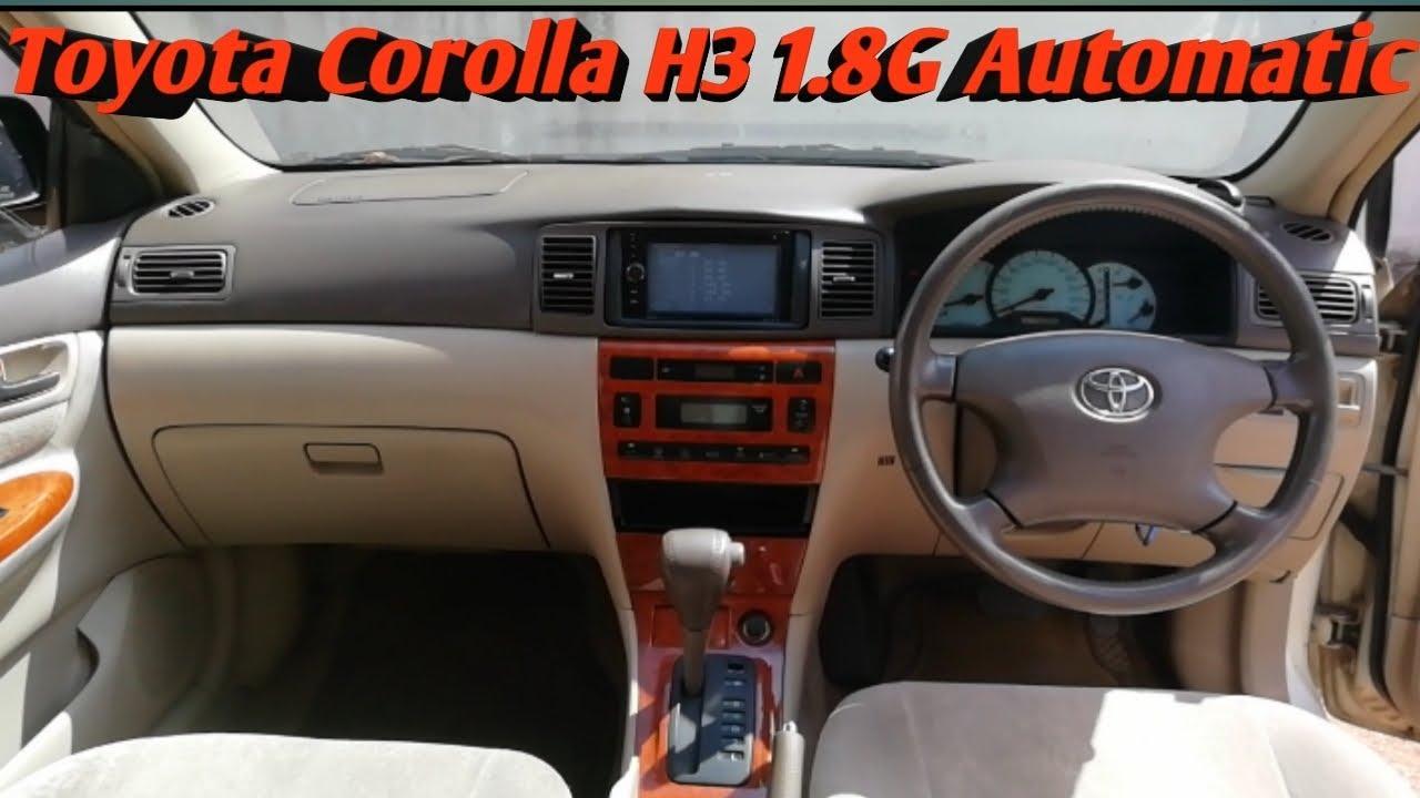 Kelebihan Kekurangan Toyota Corolla 2004 Perbandingan Harga