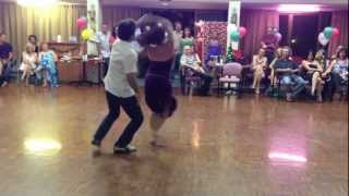 Brazilian Soul Dance Medley for Sunshine Coast Latin Dance Club Christmas Party