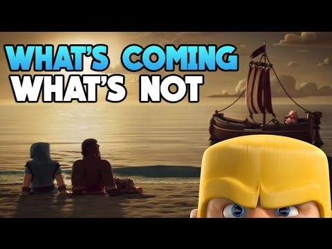 Thumbnail: Clash of Clans | Everything Supercell Has Confirmed + What's Not Coming! | Huge May 2017 CoC Update!