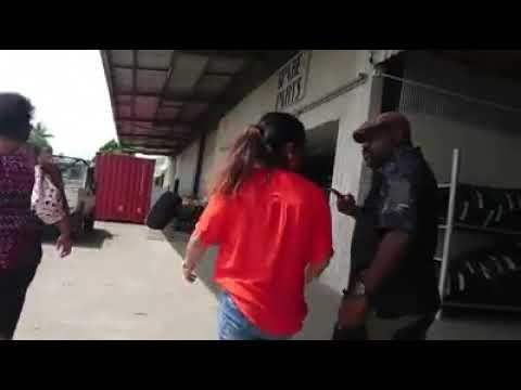 PNG FBI Undercover|Chinese Illegal Residence and Business Operaters in PNG 2019