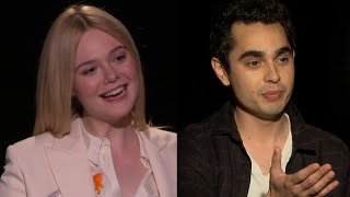 Elle Fanning on Max Minghella Dating Speculation (Exclusive)