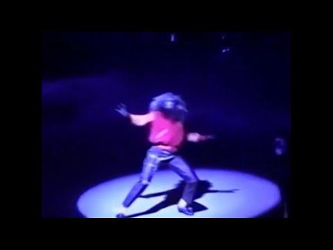 Michael Jackson Live In Maryland |Bad Tour 1988| Amateur Footage