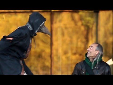 Scare Crow Prank