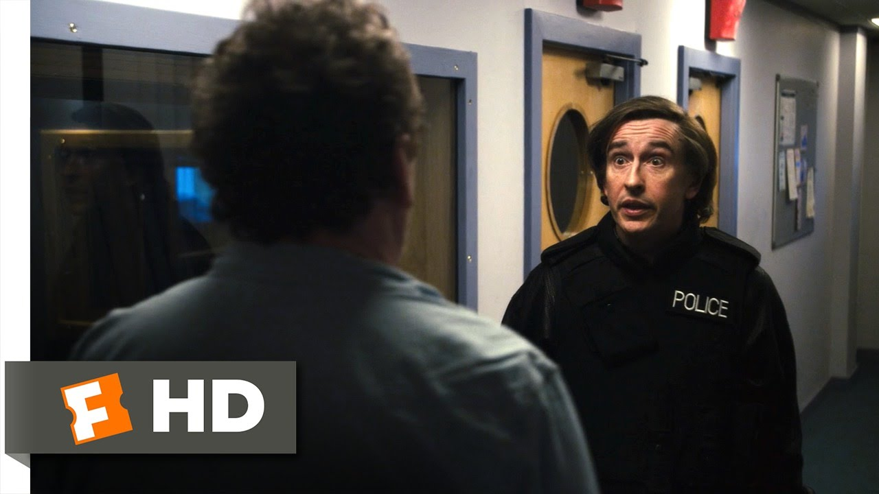 Alan Partridge (3/10) Movie CLIP - Prepare to Die (2013) HD