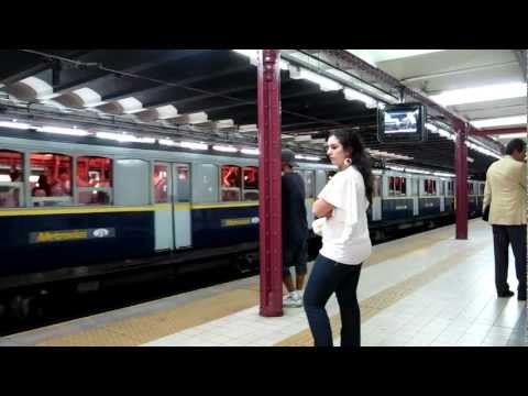 Inside Buenos Aires HD - Subway (A - Line) Antique Cars