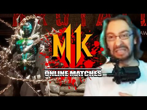 That Brutal Is NASTY: Spawn - Mortal Kombat 11 Online Matches